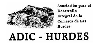 Logotipo Adic-Hurdes